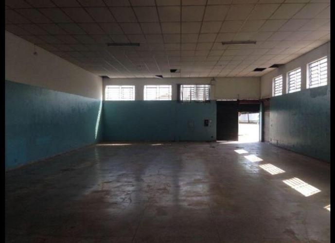Salão em Rosele/SP de 314m² para locação R$ 1.500,00/mes