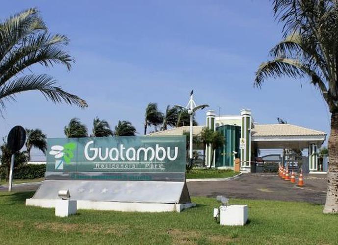 Terreno em Condomínio Residencial Guatambu Park/SP de 1000m² a venda por R$ 220.000,00