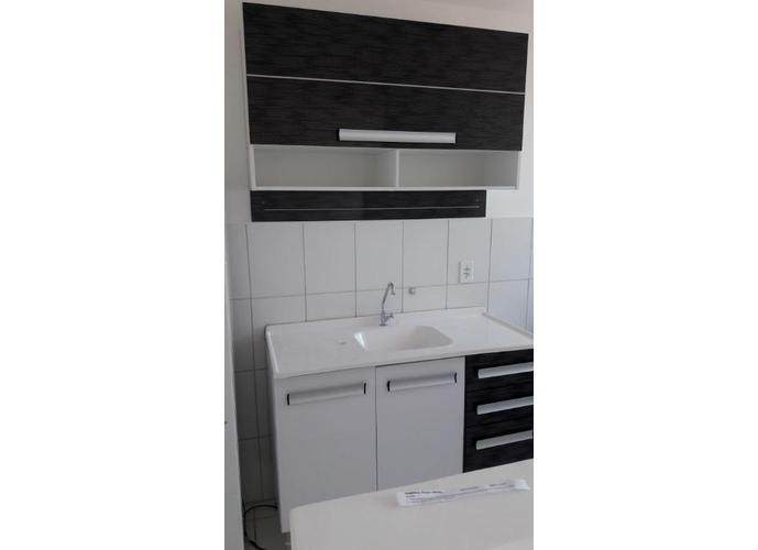Apartamento em Conjunto Habitacional Doutor Antônio Villela Silva/SP de 48m² 2 quartos para locação R$ 600,00/mes