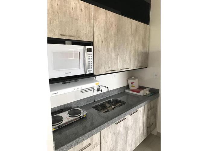 Flat em Jardim Nova Yorque/SP de 35m² 1 quartos para locação R$ 1.200,00/mes