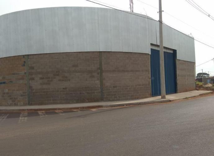 Barracão em Verde Parque/SP de 360m² a venda por R$ 400.000,00