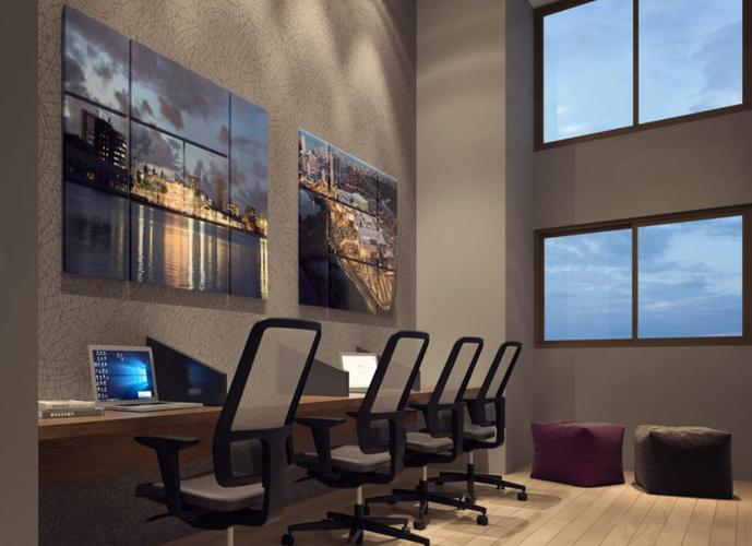 Apartamento em Várzea/PE de 70m² 3 quartos a venda por R$ 363.000,00