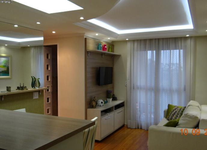 Apartamento em Taboão/SP de 47m² 2 quartos a venda por R$ 285.000,00
