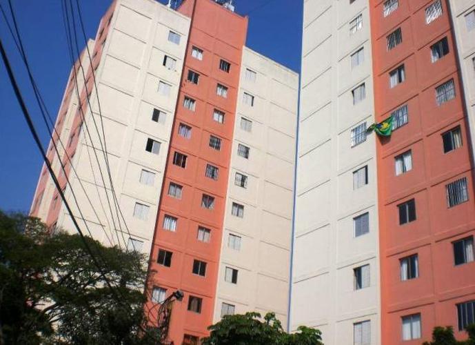 Apartamento em Piraporinha/SP de 59m² 2 quartos a venda por R$ 255.000,00
