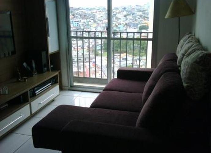Apartamento em Taboão/SP de 50m² 2 quartos a venda por R$ 290.000,00