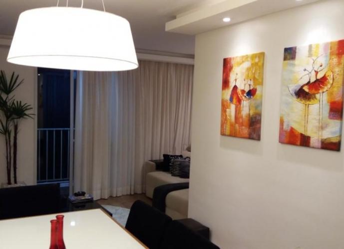 Apartamento em Jardim Celeste/SP de 68m² 3 quartos a venda por R$ 450.000,00