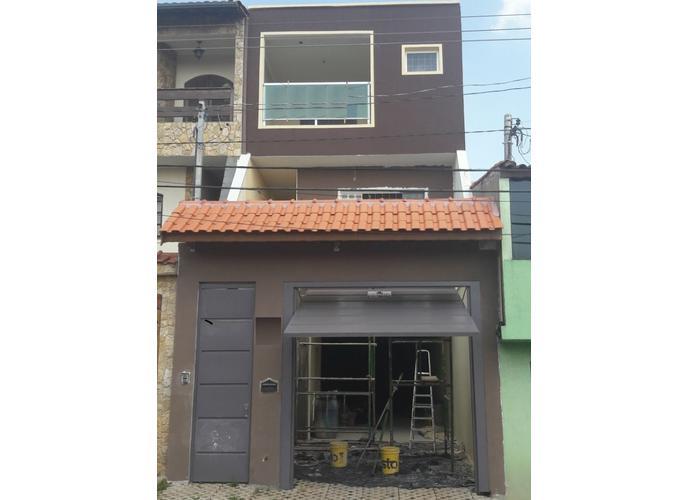 Sobrado em Parque João Ramalho/SP de 0m² 3 quartos a venda por R$ 800.000,00