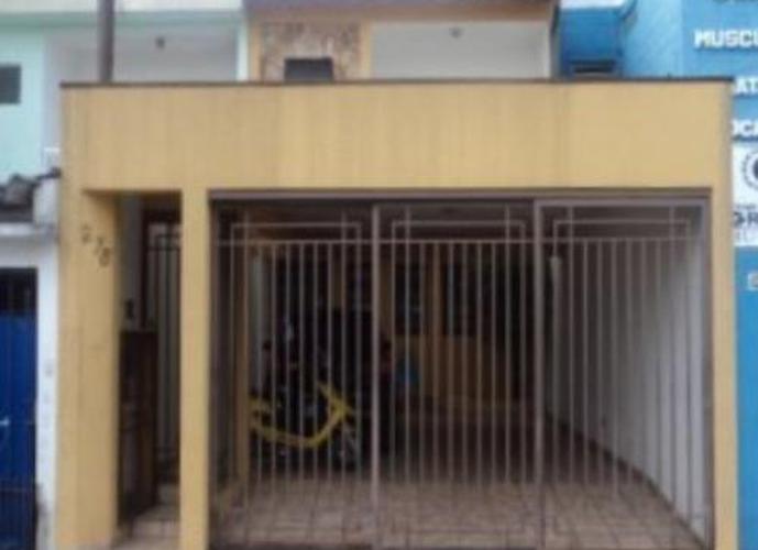 Sobrado em Vila Florida/SP de 0m² 3 quartos a venda por R$ 800.000,00