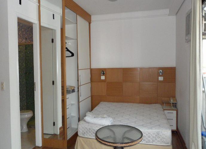 Flat em Ibirapuera/SP de 35m² 1 quartos a venda por R$ 315.000,00