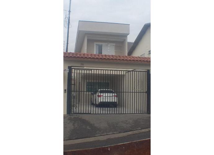Sobrado em Terra Nobre/SP de 131m² 3 quartos a venda por R$ 636.000,00