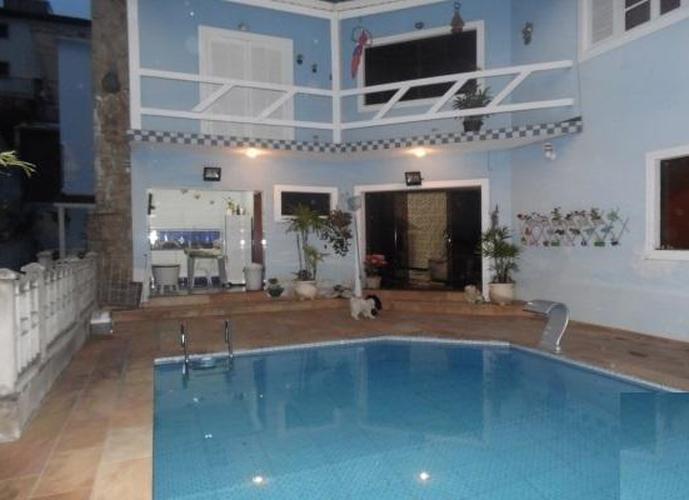Sobrado em City Bussocaba/SP de 499m² 4 quartos a venda por R$ 1.100.000,00