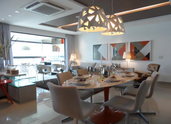 Apartamento em Candeias/PE de 134m² 4 quartos a venda por R$ 984.000,00