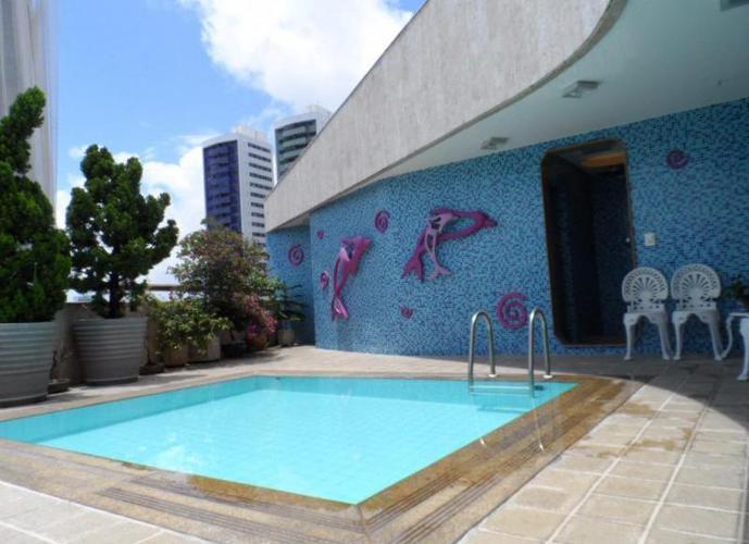 Penthouse em Boa Viagem/PE de 467m² 4 quartos a venda por R$ 2.600.000,00