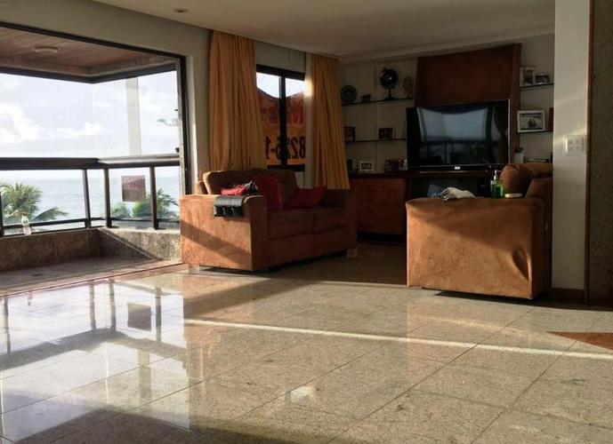Apartamento em Boa Viagem/PE de 210m² 5 quartos a venda por R$ 2.100.000,00