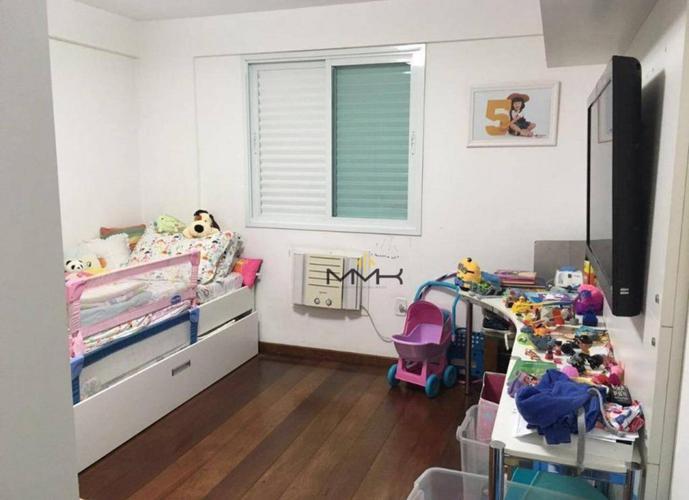 Apartamento em Boqueirão/SP de 200m² 4 quartos a venda por R$ 1.700.000,00