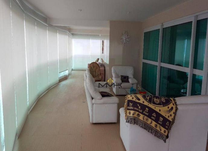Apartamento em Gonzaga/SP de 360m² 4 quartos a venda por R$ 5.450.000,00