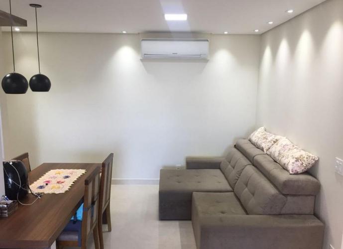 Apartamento em José Menino/SP de 66m² 2 quartos para locação R$ 3.200,00/mes