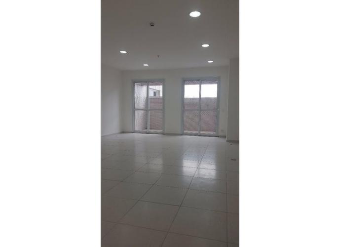 Apartamento em Vila Mathias/SP de 55m² para locação R$ 1.690,00/mes
