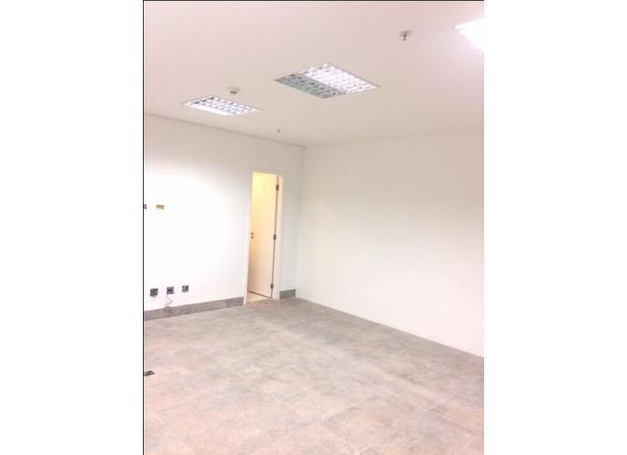 Sala em Boqueirão/SP de 44m² para locação R$ 1.900,00/mes