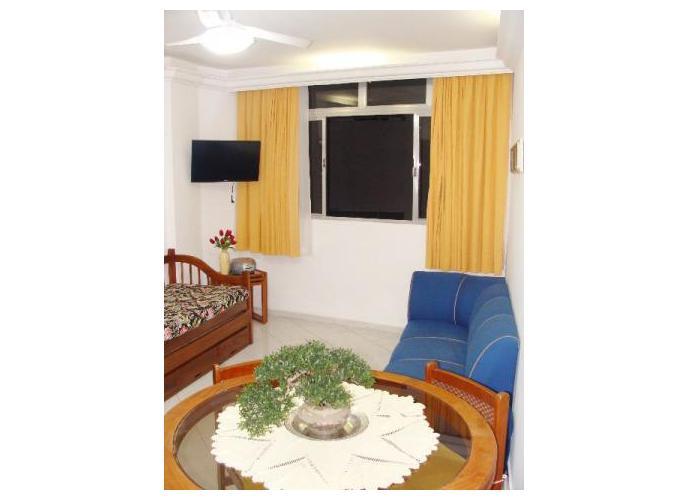 Apartamento em Boqueirão/SP de 55m² 1 quartos a venda por R$ 370.000,00