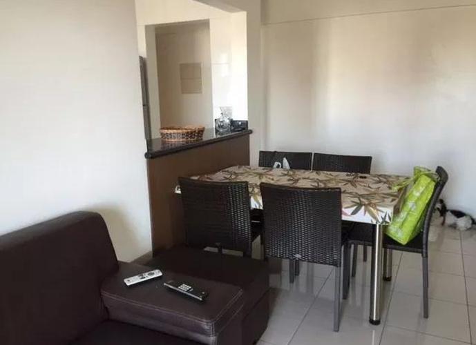 Apartamento em Aparecida/SP de 71m² 3 quartos a venda por R$ 460.000,00