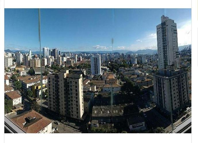 Apartamento em Ponta Da Praia/SP de 78m² 2 quartos a venda por R$ 559.000,00