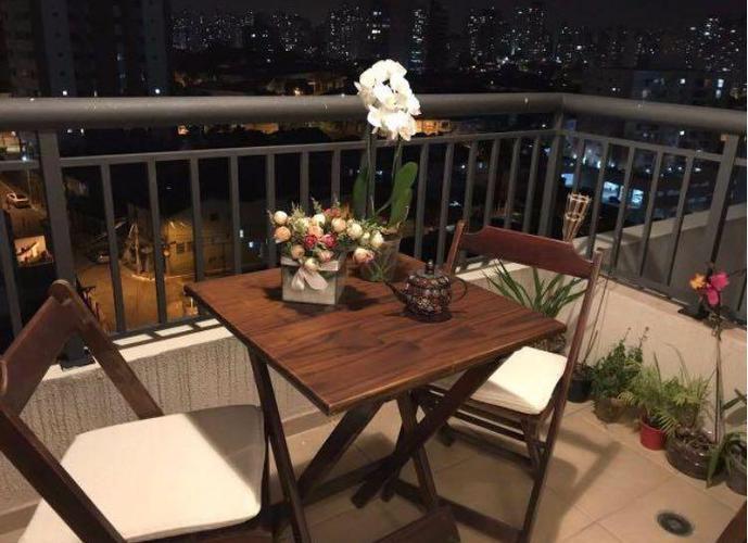 Apartamento em Vila Gumercindo/SP de 60m² 2 quartos a venda por R$ 580.000,00