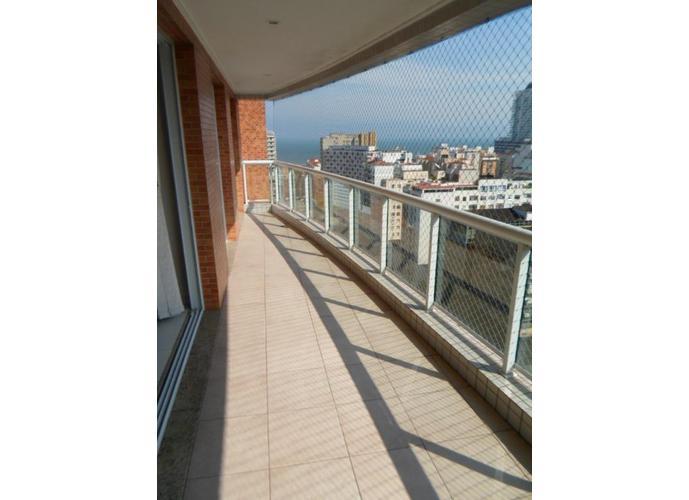 Apartamento em Gonzaga/SP de 96m² 2 quartos a venda por R$ 790.000,00