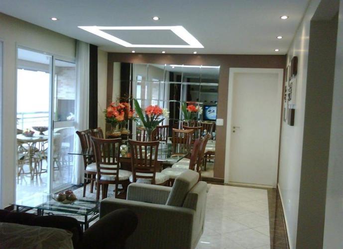 Apartamento em Gonzaga/SP de 130m² 3 quartos a venda por R$ 1.199.999,00