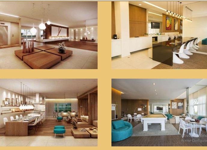 Apartamento em Boqueirão/SP de 70m² 2 quartos a venda por R$ 499.000,00