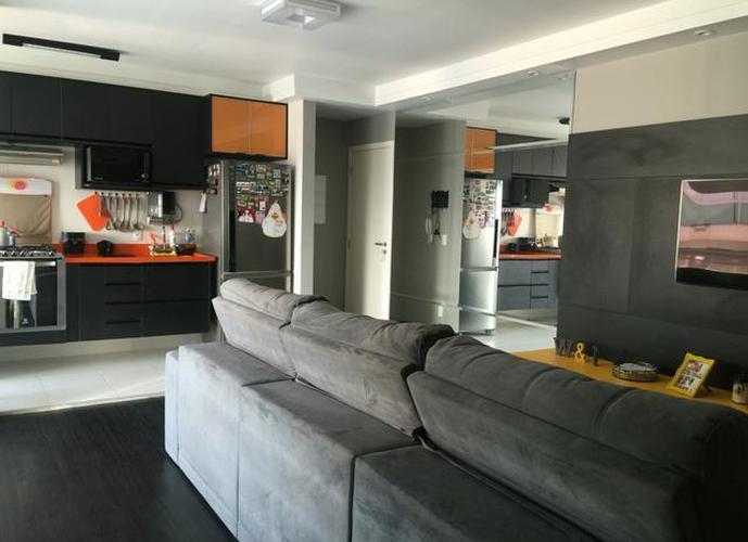 Apartamento em Ponta Da Praia/SP de 77m² 2 quartos a venda por R$ 539.000,00