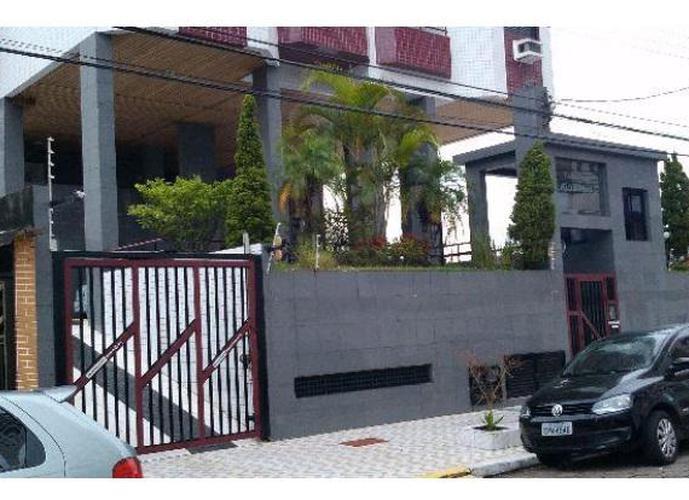 Apartamento em Canto Do Forte/SP de 58m² 1 quartos a venda por R$ 220.000,00