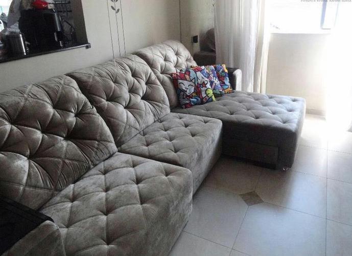 Apartamento em Vila Belmiro/SP de 65m² 2 quartos a venda por R$ 288.000,00