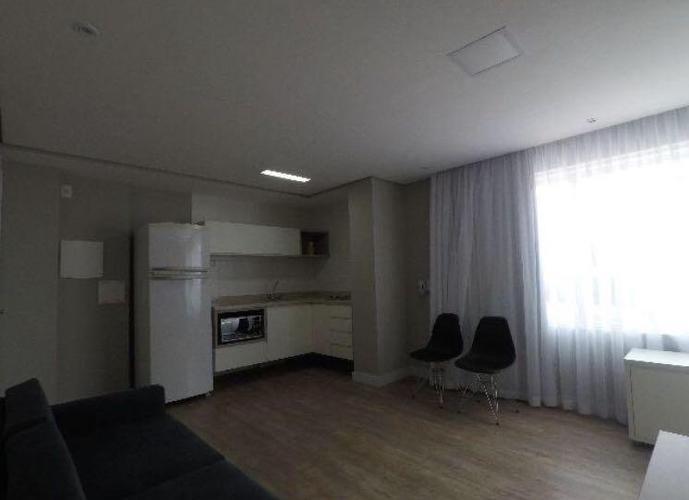 Studio em Brooklin Paulista/SP de 40m² 1 quartos a venda por R$ 445.200,00