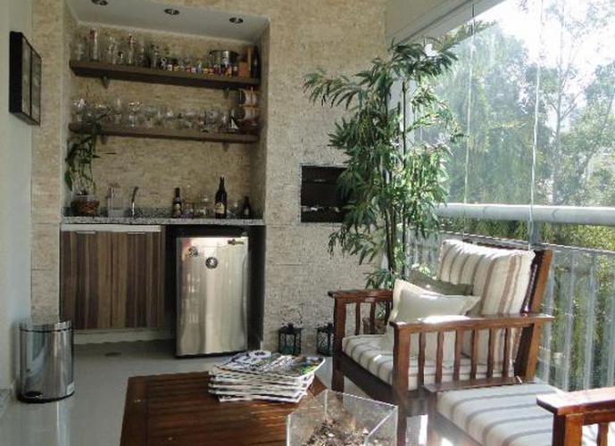 Apartamento em Vila Andrade/SP de 122m² 3 quartos a venda por R$ 1.058.000,00