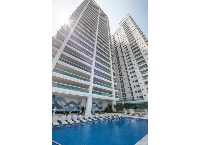 Apartamento em Ponta Da Praia/SP de 158m² 3 quartos a venda por R$ 1.269.000,00