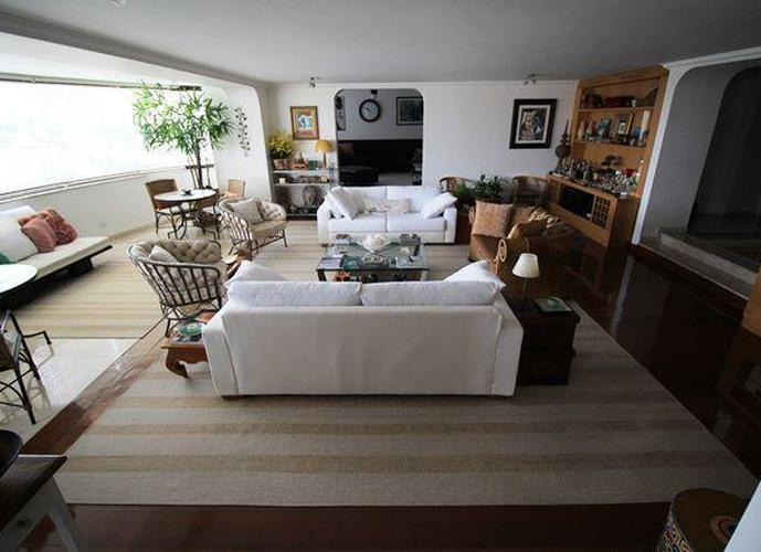 Apartamento em Real Parque/SP de 380m² 4 quartos a venda por R$ 1.370.000,00