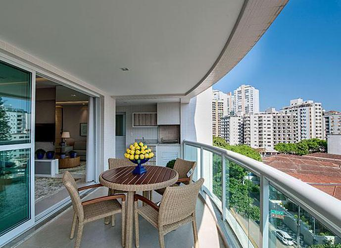 Apartamento em Ponta Da Praia/SP de 275m² 4 quartos a venda por R$ 2.270.000,00