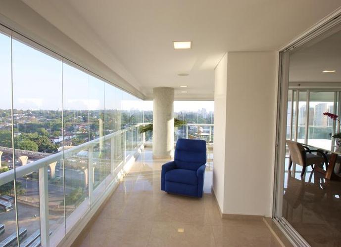 Apartamento em Campo Belo/SP de 210m² 3 quartos a venda por R$ 2.544.000,00