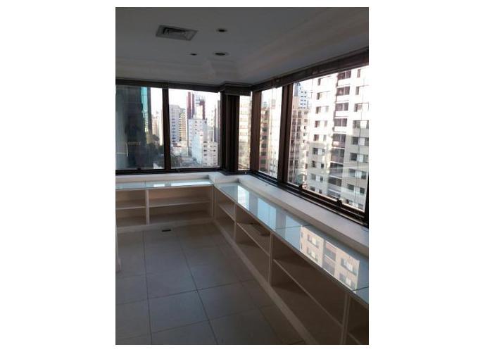 Sala em Itaim Bibi/SP de 100m² para locação R$ 7.000,00/mes