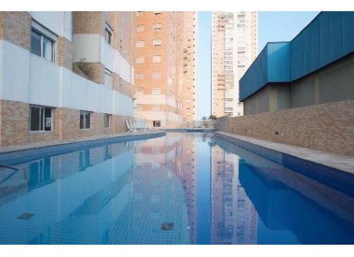 Apartamento em Ponta Da Praia/SP de 103m² 3 quartos a venda por R$ 688.000,00