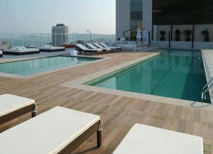 Apartamento em Gonzaga/SP de 80m² 2 quartos a venda por R$ 739.800,00