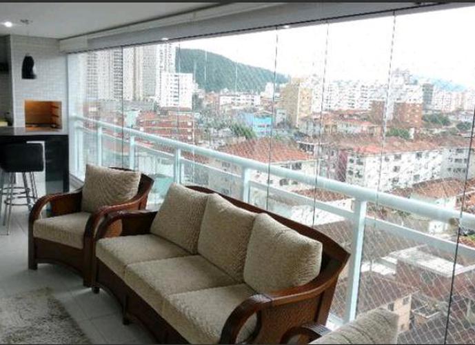 Apartamento em Marapé/SP de 131m² 4 quartos a venda por R$ 939.800,00