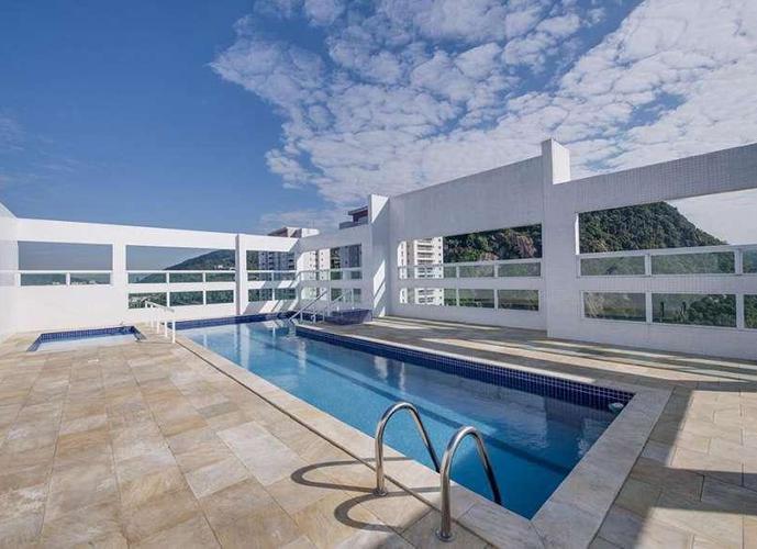 Apartamento em José Menino/SP de 80m² 2 quartos a venda por R$ 504.000,00