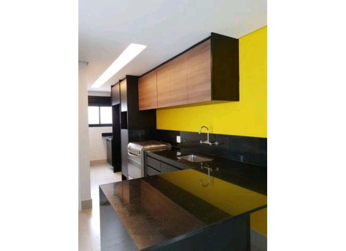 Cobertura em Brooklin/SP de 105m² 1 quartos para locação R$ 4.000,00/mes