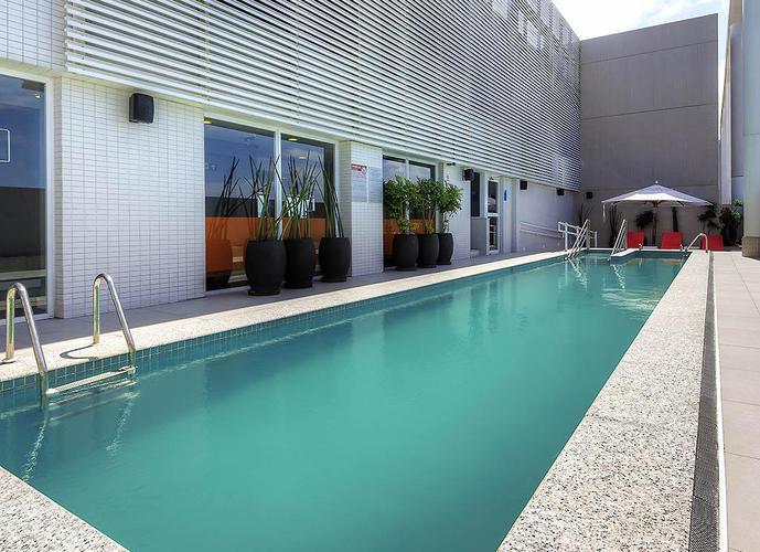 Hotel em Gonzaga/SP de 26m² 1 quartos a venda por R$ 390.000,00