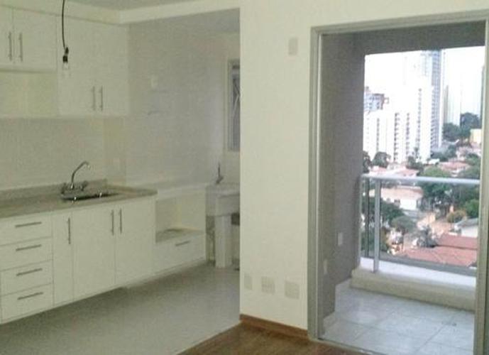 Apartamento em Cidade Monções/SP de 34m² 1 quartos a venda por R$ 413.400,00