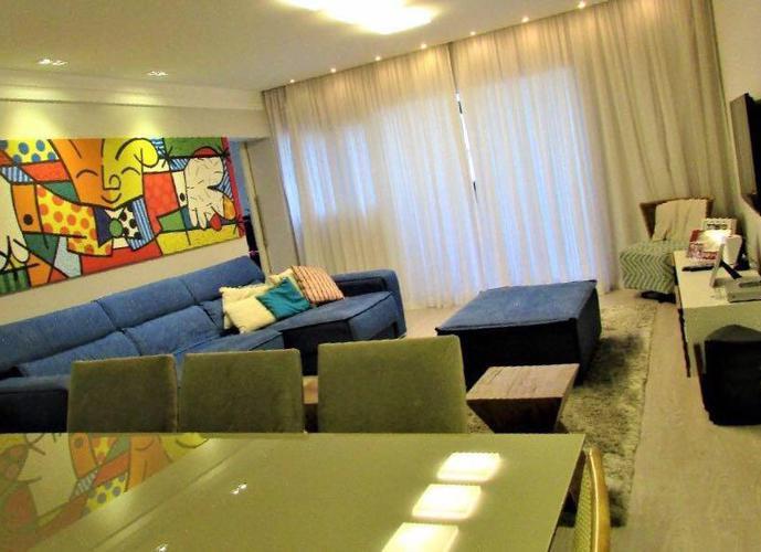 Apartamento em Gonzaga/SP de 178m² 4 quartos a venda por R$ 1.290.000,00