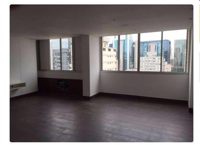 Apartamento em Itaim Bibi/SP de 143m² 3 quartos a venda por R$ 1.400.000,00
