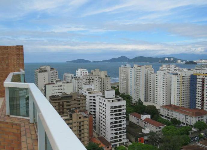 Cobertura em Embaré/SP de 370m² 4 quartos a venda por R$ 2.296.000,00